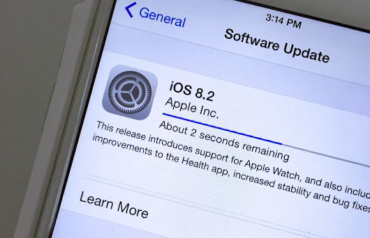 iPhone 6 Plus iOS 8.2 Update: 5 Things You Need to Know