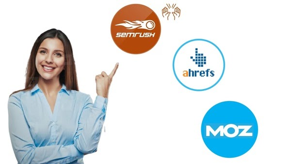 Which SEO tool is best among Moz, Ahrefs and SEMrush