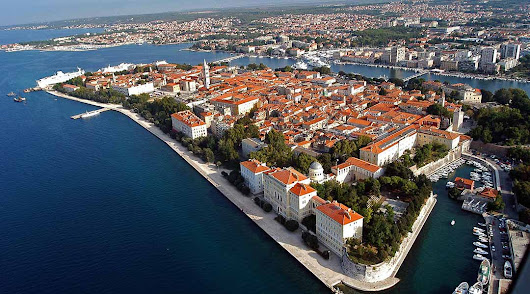 Private and small group tours to Zadar from Omis, Makarska or Split