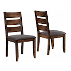 Alston 106382 Dining Chair Set of 2 Coaster Furniture