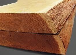 Tavole di legno massiccio ottenute dalla parte centrale e più dura del tronco detto durame