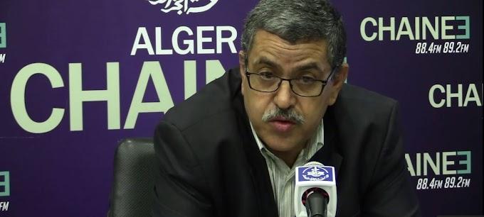 Tabboune nombra a Abdelaziz Jarad como primer ministro de Argelia