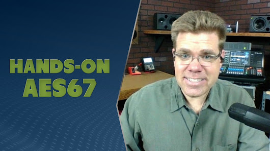 TWiRT Ep. 336 - Hands-On AES67 with Patrick Killianey - GFQ Network