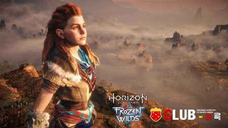The Frozen Wilds дополнение к игре Horizon: Zero Dawn
