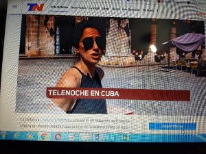 TN ataca a Cuba