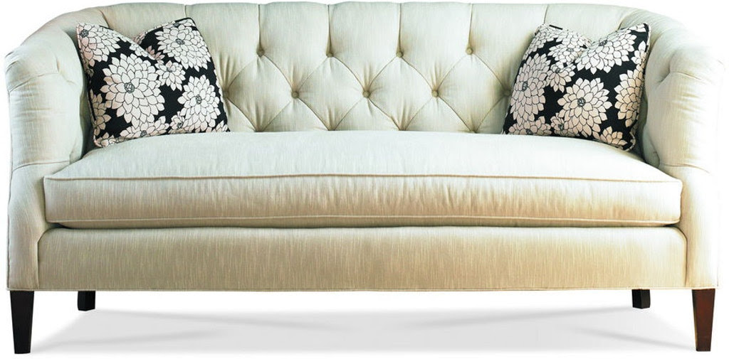 Sherrill Living Room One Cushion Sofa 3153 3 Mclaughlins Home