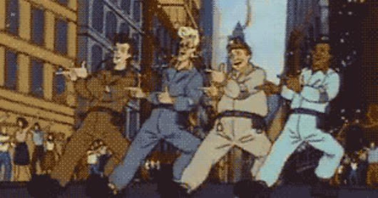 The Real Ghostbusters is now on Netflix! - Album on Imgur