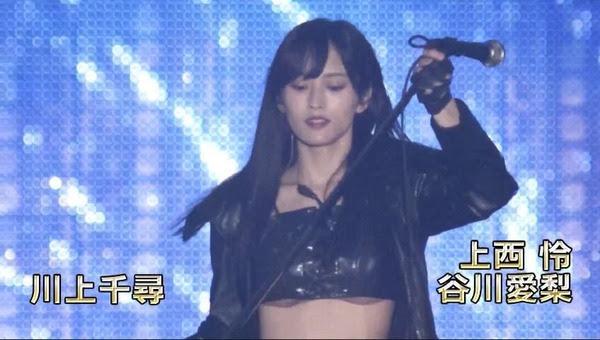 【過激画像】山本彩さん、ライブで下乳を見せるwwwww ! - Adhisty Zara JKT48