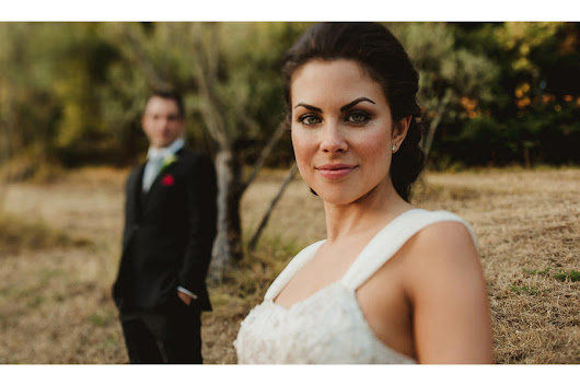 Intimate Tuscany Wedding // Modern Relaxed Photography