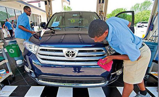 Find Out This Car Wash's Secret to Success - Goodnet