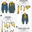 Dude Guide - 11 Ways to Tie a Scarf
