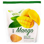 Paradise Green Premium Dried Mango, 35.2 oz