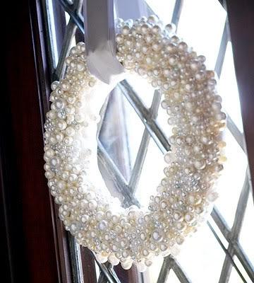 Bolas de Navidad preciosos y abeto de perlas y cuentas (47) (360x400, 96Kb)