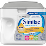 Similac Pro-Advance Non-Gmo Baby Powder - 23.2 oz canister