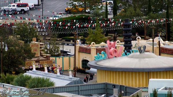 Disneyland Resort, Disney California Adventure, Mickey, Fun, Wheel, Cars Land, Luigi's, Flying, Tires, Refurbishment, Refurbish, Refurb