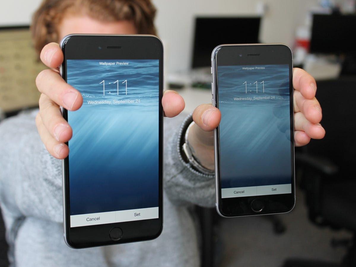 #6 iPhone 6 Plus