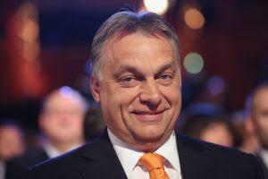 Hungarian PM Victor Orban