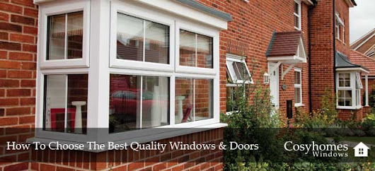 How To Guide: Choosing Windows & Doors | Cosyhomes Windows