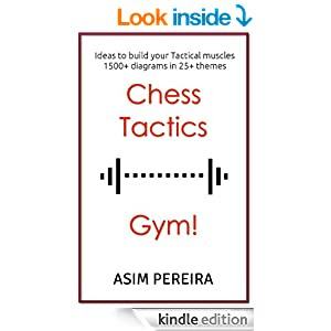 My new ebook : Chess Tactics Gym!