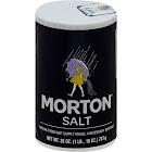 Morton Salt, Plain - 26 oz canister