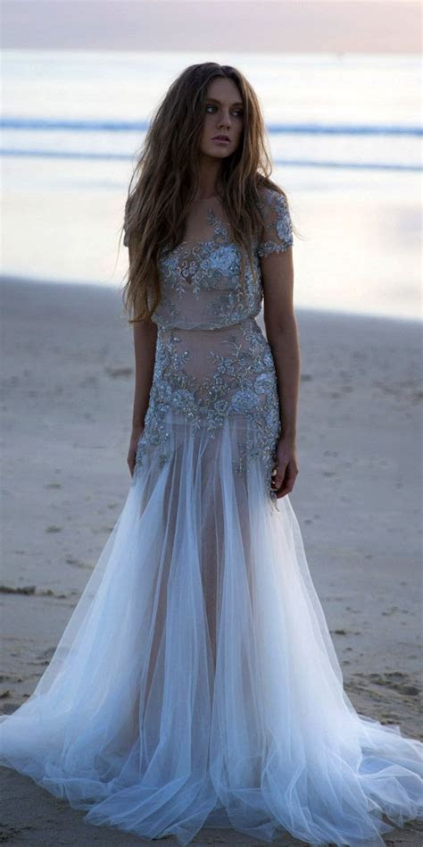 1000  ideas about Beach Wedding Dresses on Pinterest