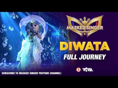 Masked Singer PH : Sino si DIWATA?