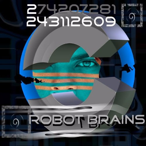 ROBOT BRAINS { +ech ||ouse ^^ix } by Hugo Gil