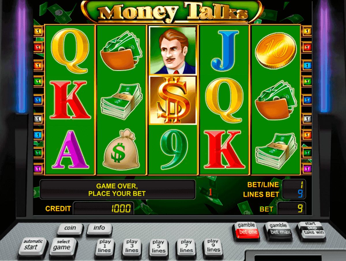 Slots online free money