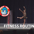 2013 IFBB International Events Qualifier - Fitness Routines