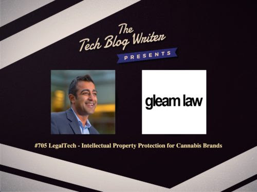 LegalTech - Intellectual Property Protection for Cannabis Brands