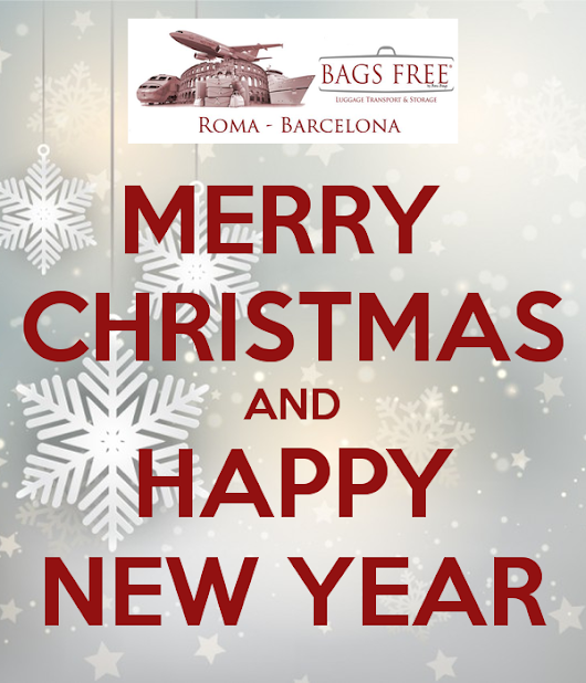 Bags Free, openings and closures for Christmas and New Year - Bags Free, aperture e chiusure di Natale e Anno Nuovo - Bags-Free