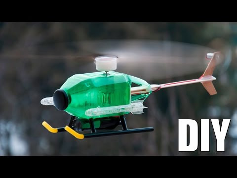How to Make Electric Helicopter using DC Motor?   - EEE DIAGRAMS