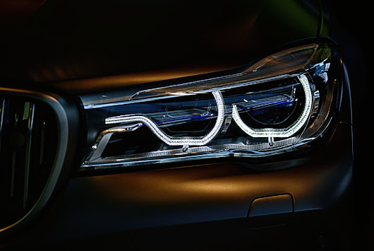 @BMW headlight in HDR. Enjoy! - The Nerd Photographer