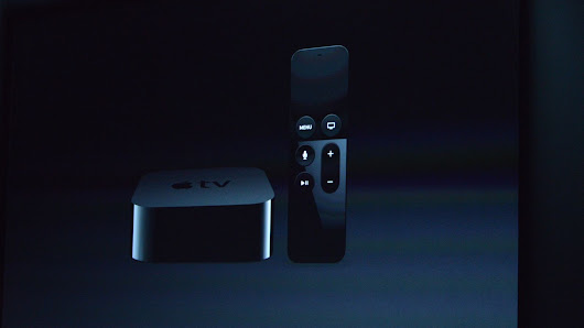 New Apple TV announced with Siri and App Store, coming in October for $149