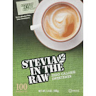 Stevia In The Raw Zero Calorie Sweetener - 100 packets, 3.5 oz box