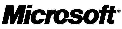 Logo keempat Microsoft (1987 - 2012)