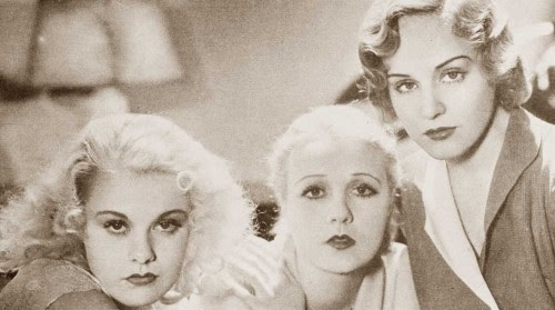 Vintage Makeup School – Eyebrow Tests 1932 | Glamourdaze