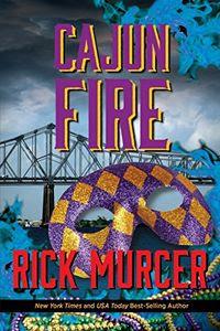 Cajun Fire by Rick Murcer