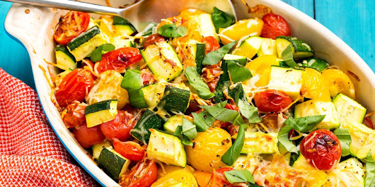 30+ Easy Summer Vegetable Recipes - Cooking with Fresh Summer Vegetables—Delish.com