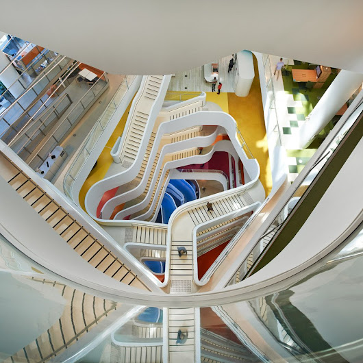 Video: healthy office building for Medibank by Hassell