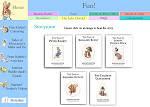 Preschool Games - Peter Rabbit Stories
