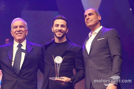 Alon Day making an impact in Europe and America for NASCAR