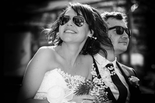 Wedding photographer: from russia, winter wedding in Varenna