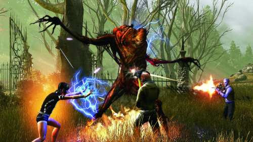 The Secret World Review | Best MMORPG 2014