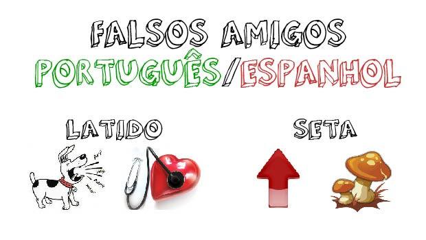 Mais De 100 Falsos Amigos Em Português E Espanhol