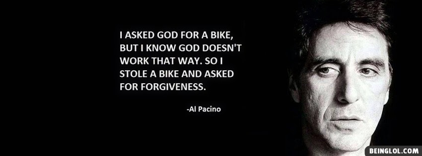 Al Pacino Quote Facebook Cover Al Pacino Quote Cover 2569