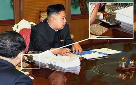 điện thoại thông minh, Triều Tiên, Kim Jong-un