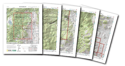 Nat Geo Launched a Free Website for Printing Detailed Topographical Maps
