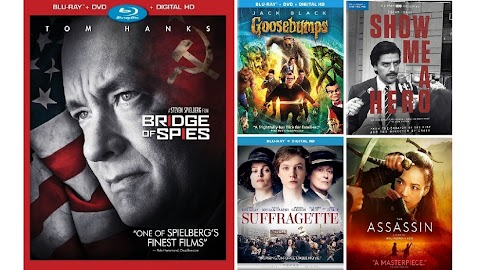 New Release Movies 2016 Dvd