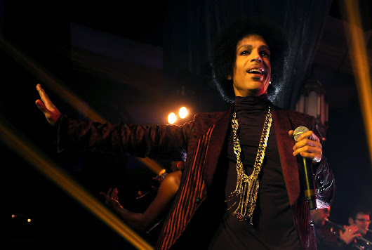 Prince, master of rock, soul, pop and funk, dies at 57